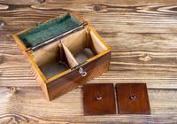Rosewood Tea Caddy 1840 (5 of 8)