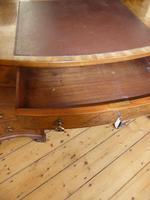 Scottish Kneehole Desk by Whytock & Reid (9 of 10)