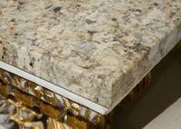 Pair of William Kent Style Marble Topped Small Pier Tables (5 of 7)