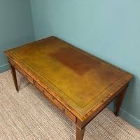 Fine Large Georgian Antique Partners Writing Table (2 of 7)