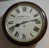 Whittle London Fusee Dial Wall Clock