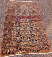 Antique Yumut Turkoman Rug (2 of 7)