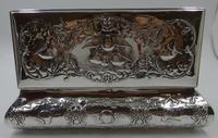 Antique Silver Casket. London 1902 (4 of 9)