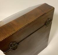 Georgian Mahogany Inlaid Knife Box (17 of 21)