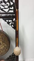 Oriental Gong in Paduke Wood (5 of 8)