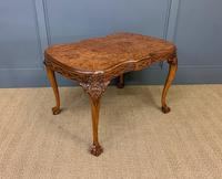 Large Sized Burr Walnut Coffee Table (4 of 11)