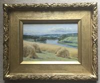 John Mitchell Watercolour - The Dee at Aberdeen' (2 of 3)