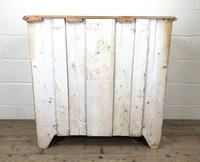 Antique Pine Chest of Drawers (10 of 10)