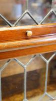 Good Quality Mahogany Globe Wernicke Sectional Glazed Bookcase (12 of 29)