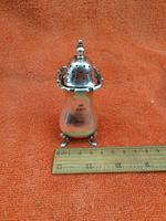 Antique Sterling Silver Hallmarked Pepper Shaker 1923 (2 of 12)