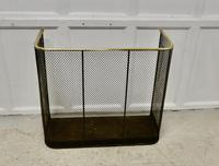 Very Large High Victorian Nursery Guard Fire Fender (3 of 5)