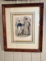 Set of Four Fine Prints by Joseph Couts - The Tailors Cutting Room (4 of 15)