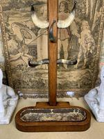 Scottish Horn Coat & Hat Stand (4 of 7)
