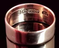 Antique Victorian Mizpah Ring, 9ct Rose Gold (9 of 11)