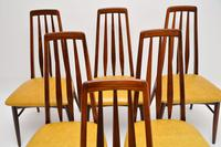 Set of 6 Danish Rosewood Dining Chairs by Niels Koefoed (6 of 12)