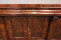 Antique Victorian Mahogany Chiffonier Sideboard Server (5 of 14)