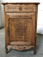 French Early Oak Small Cupboard or Cabinet (16 of 16)