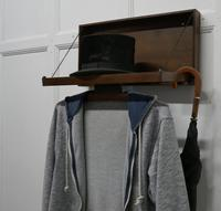 French Pullman Style Clothes Rack from a Ferry Cabin (3 of 8)