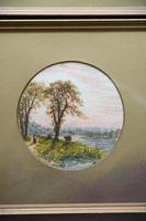 Pair of Watercolours Walter Charles Way (8 of 12)