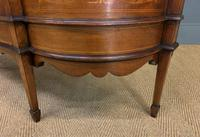 Maple & Co Inlaid Mahogany Display Cabinet (13 of 13)