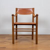 Leather Ibisco Sedie Chairs We Have 2 (2 of 13)