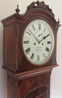 Gorgeous Eight Day Irish Longcase Clock Mid Nineteenth Century (6 of 9)