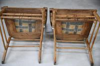 Pair Country Style Carver Chairs (3 of 12)