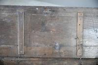 Antique Rustic Oak Coffer (8 of 13)
