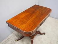 Georgian Mahogany Foldover Tea Table (2 of 15)