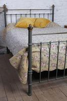 Handsome Classic Edwardian King Size Bed (6 of 7)