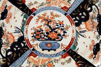 Mid 19th Century Imari Charger with Lobe Edge Decoration (2 of 4)