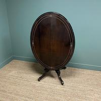 Stunning Victorian Oval Antique Dining Table (9 of 9)