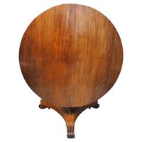 George III Mahogany Breakfast Table, likely by W. Trotter (2 of 10)