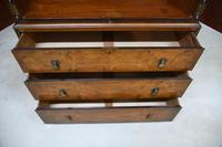 Waring & Gillows Walnut Linen Cupboard (5 of 13)