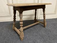 Bleached Oak Coffee Table (4 of 9)