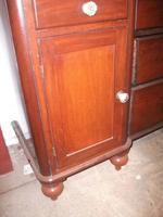 Victorian Mahogany Sideboard (3 of 3)