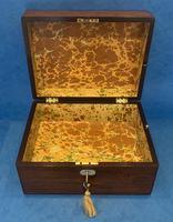 Victorian Rosewood  Box c.1840 (11 of 12)