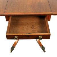 Georgian Rosewood Pembroke Table (5 of 8)