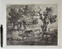 Original Print by & After Thomas Gainsborough, One of a Limited 1971 Edition of 75 (3 of 7)