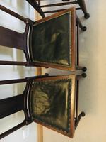 Arts & Crafts, Morris & Co - William Morris, Hampton Court Chairs c.1910-1912 (5 of 22)