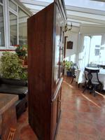 Country Oak Formal Corner Cupboard c.1770 (4 of 10)