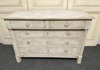 French Empire Chest of Drawers (6 of 24)