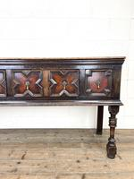 Antique 18th Century Geometric Dresser Base (3 of 10)