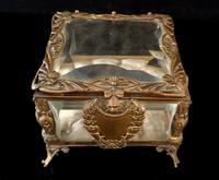Antique French jewellery casket (6 of 14)