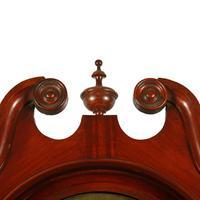 Victorian Mahogany Grandfather Clock (8 of 8)
