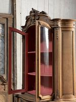 Exceptional Rare Pair of French Bookcases or Cabinets (18 of 37)