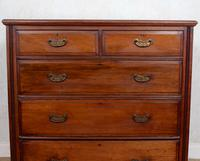 Mahogany Chest of Drawers Victorian 19th Century (4 of 11)