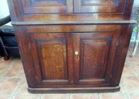 Country Oak Formal Corner Cupboard c.1770 (2 of 10)
