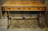 Antique Regency Sofa Table (4 of 8)