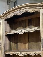 French Bleached Oak Farmhouse Kitchen Dresser (19 of 26)